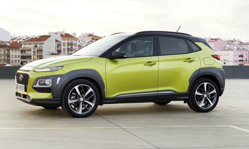 Hyundai's Kona electric vehicle