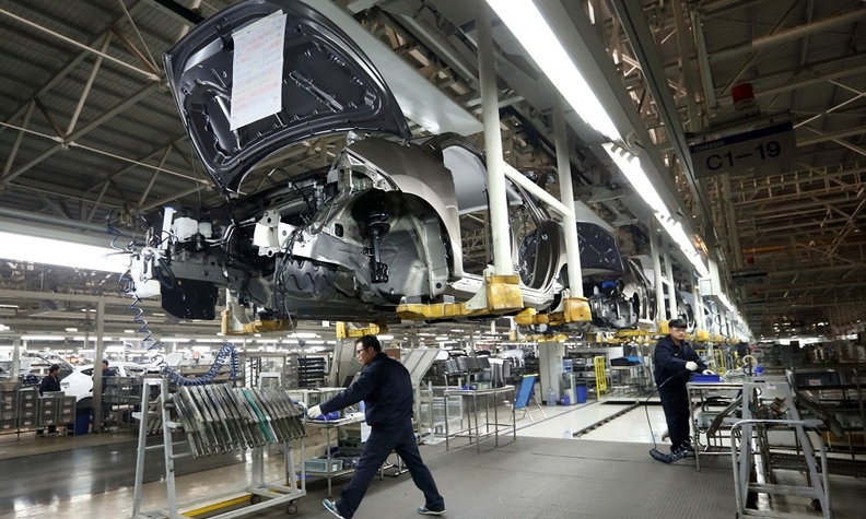 Hyundai production