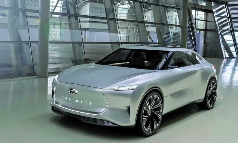 The Qs Inspiration hints at a sports sedan with an e-Power powertrain. Infiniti plans to add a high-performance version of e-Power.
