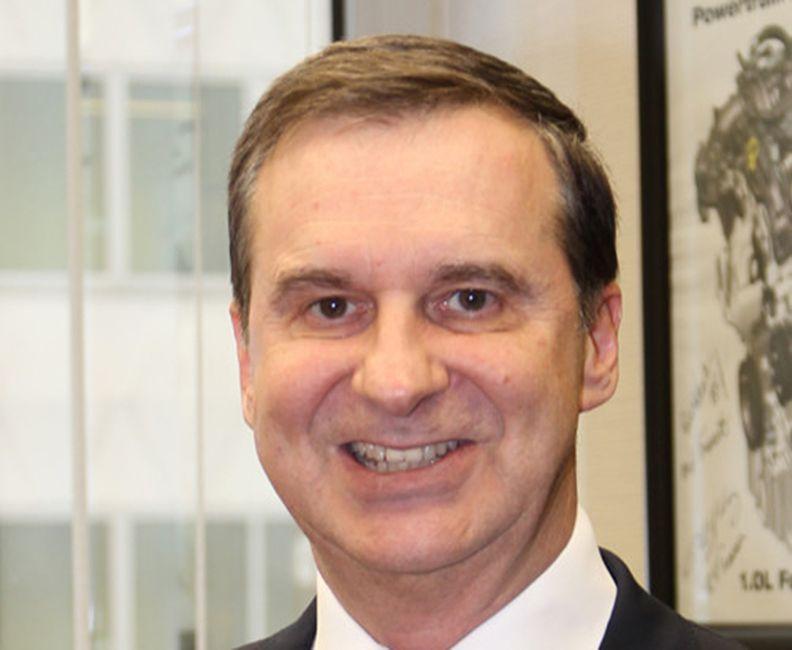 Joe Bakaj retired from Ford in 2018