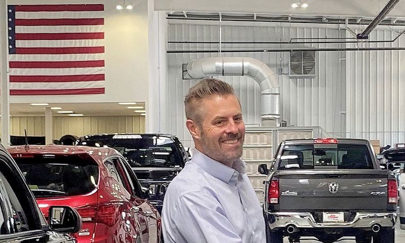 """The practice is an example of """"inspect what you expect,"""" says Cooper Auto Group's Steve Koch."""