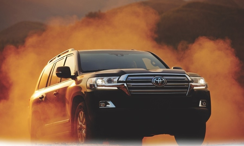 The current Land Cruiser dates to2008. Will it makeit past 2022?