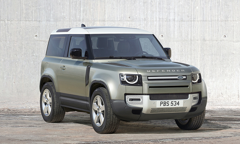 Land Rover Defender returns to U S  priced from $50,925