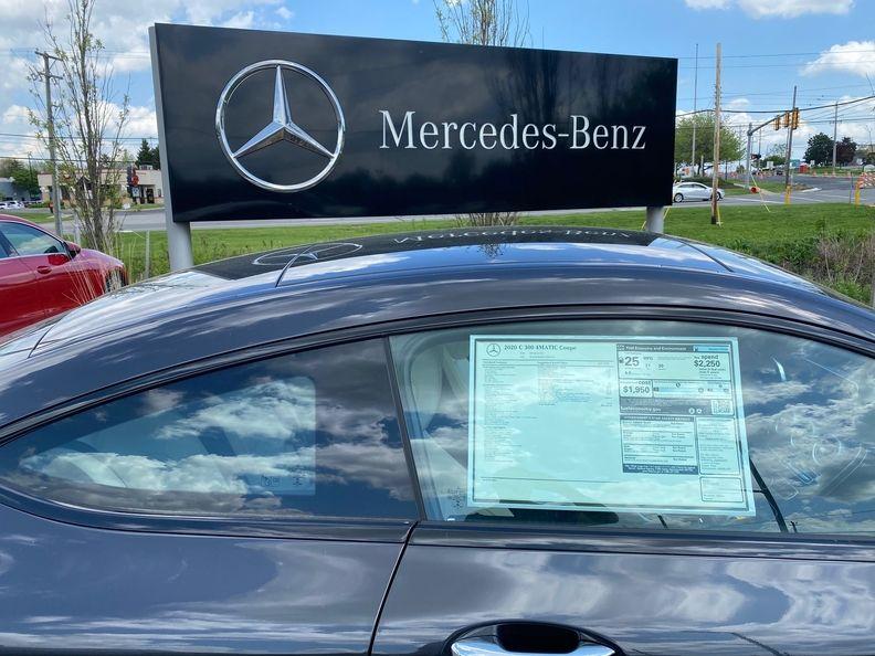 Lexus, BMW hot on Mercedes' heels in luxury sales race