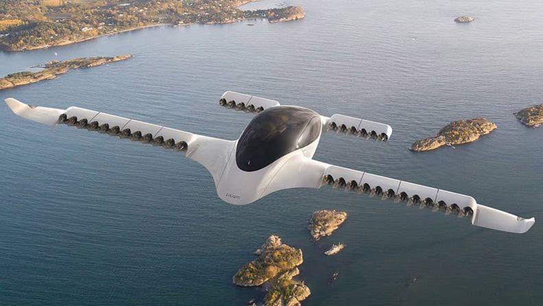 Lilium aircraft