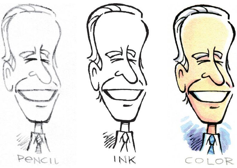 Leo Michael's President Biden
