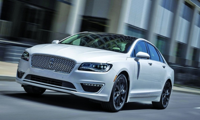 Lincoln says it will stop making the midsize MKZ this year.