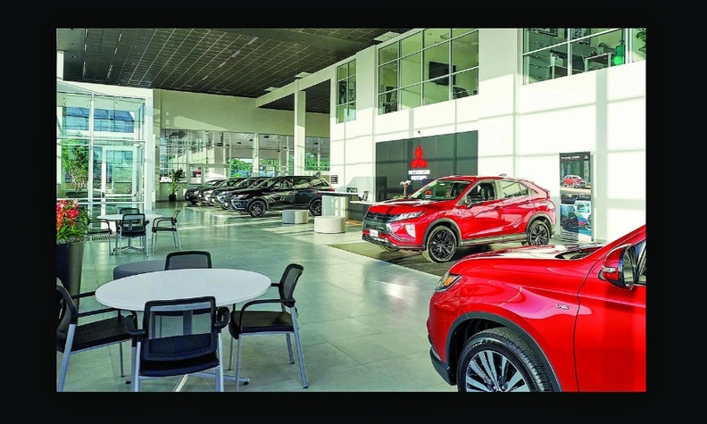 Mitsubishi is rolling out its first facility upgrade effort in 16 years.