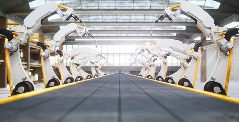 Production robots