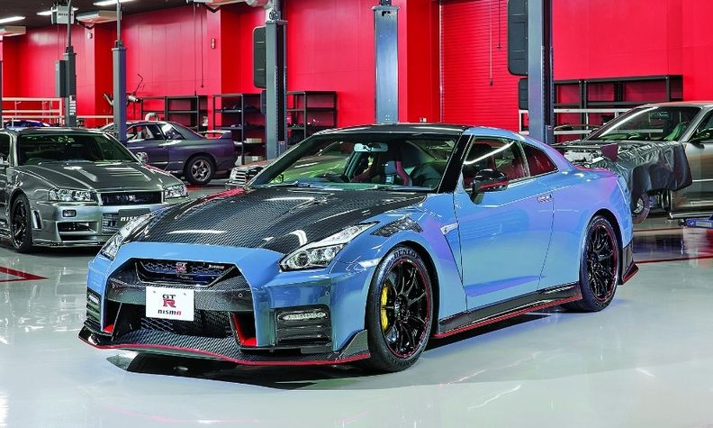 The special-edition GT-R Nismo goes on sale in North America this fall. It does not come with a Happy Meal.