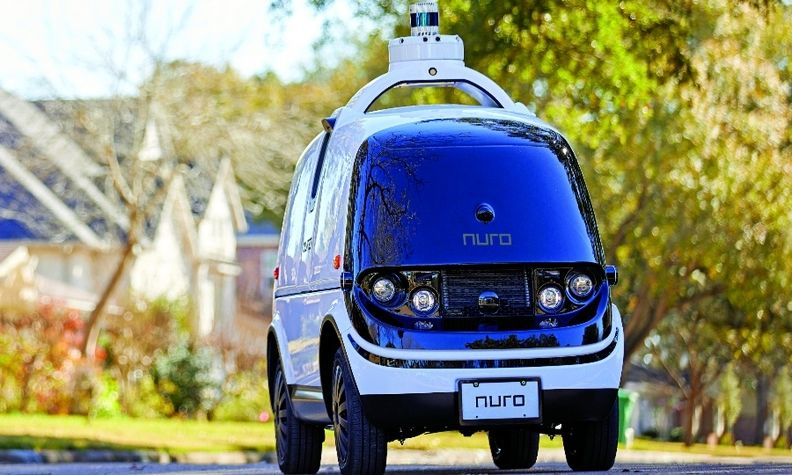 Nuro's exemption to deploy 5,000 of its R2 electric delivery vehicles expires next year.