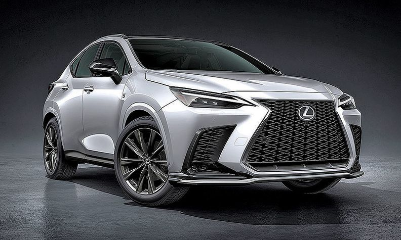 The redesigned Lexus NX that arrives this year debuts several new connected technologies.