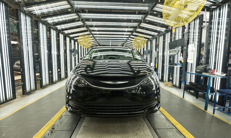 Chrysler Pacifica Windsor