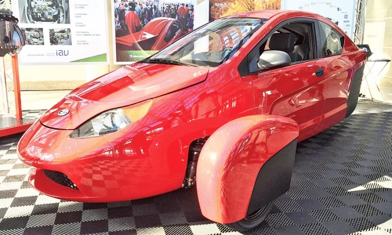 Luck, pluck and patience keep Paul Elio's quest alive