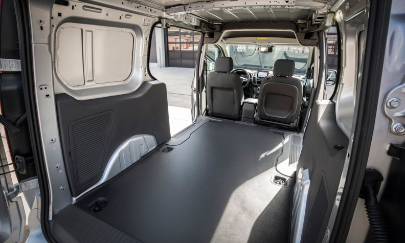 8b47762b36 Ford Transit Connect cargo van gets diesel option