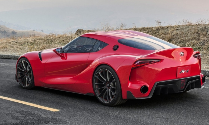 Toyota Chooses Detroit To Debut Its All New 2020 Supra Sports Car