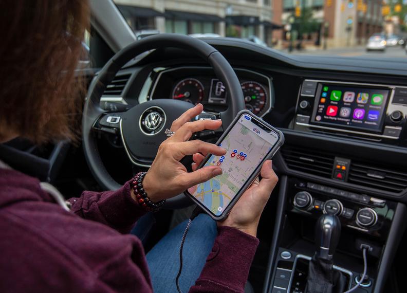 Penske car-sharing