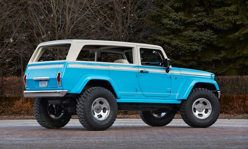 Lifting The Curtain On The Jeep Grand Wagoneer