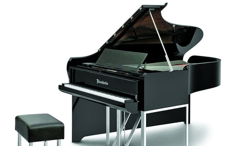 This Audi-designed piano has a $249,999.99 price tag.