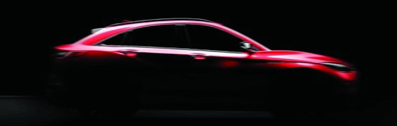 The QX55 is due this summer.