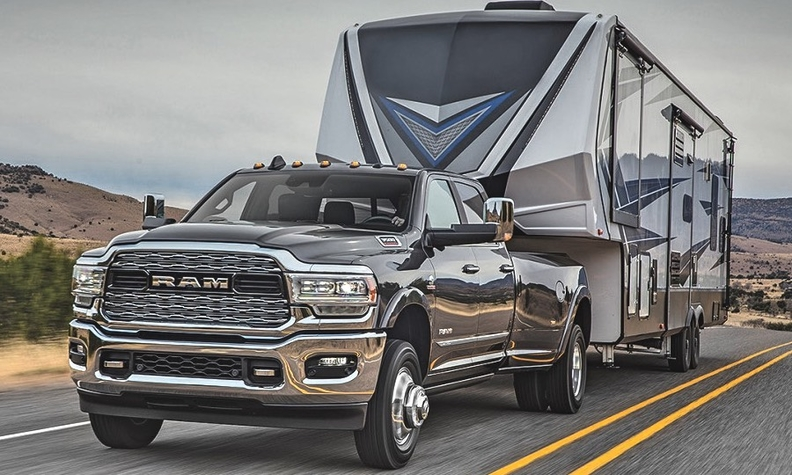ram raises luxury bar in 2019 hd pickup