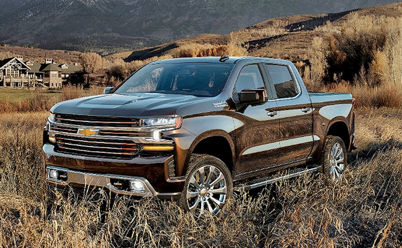Truck Lineup Has Chevy Dealers Bullish On 2018
