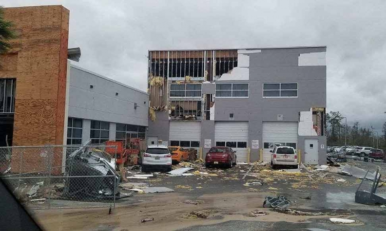 Florida Panhandle Dealerships Take A Significant Hit From Hurricane