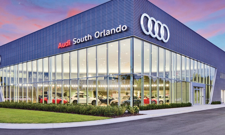 Audi Of Orlando >> Boom Time For Audi Dealerships