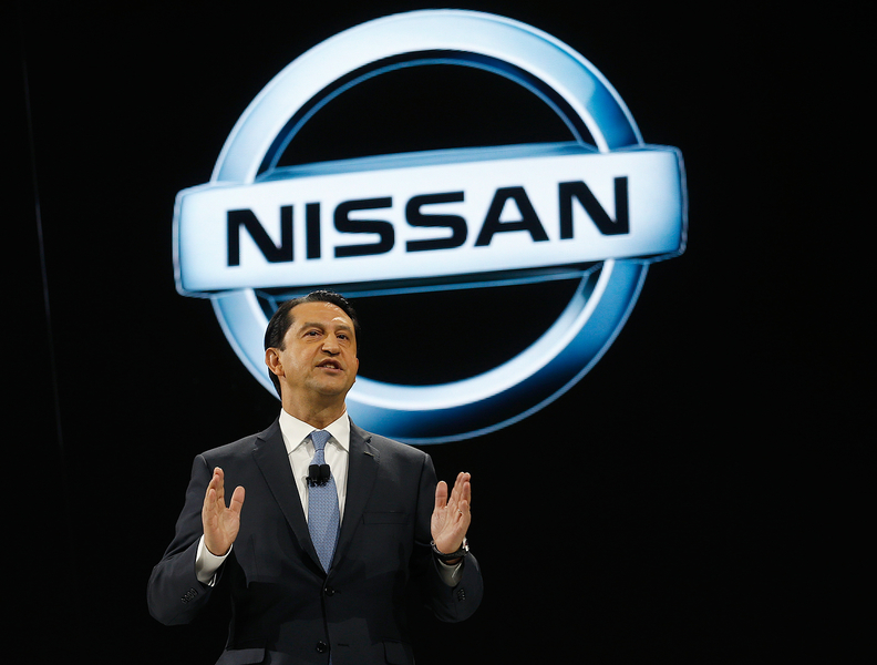 Ghosn Deputy Resigns From Nissan a Week After Going on Leave