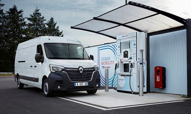 Renault and U.S. group Plug Power launch hydrogen power venture