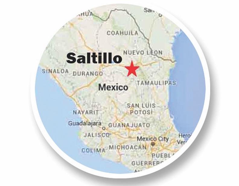 Horizon Watch Saltillo Mexico