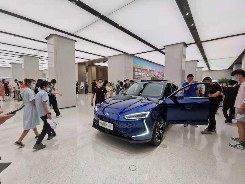 Huawei auto