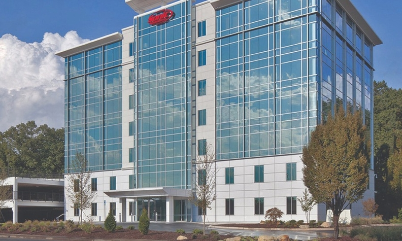 Sonic Automotive's Retail Trade Center in Charlotte, N.C., appraises 16,000 vehicles a month.