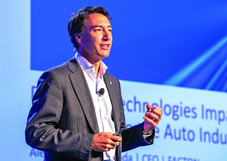 Facton CEO Alexander Swoboda says the way auto companies think about profitability will change.