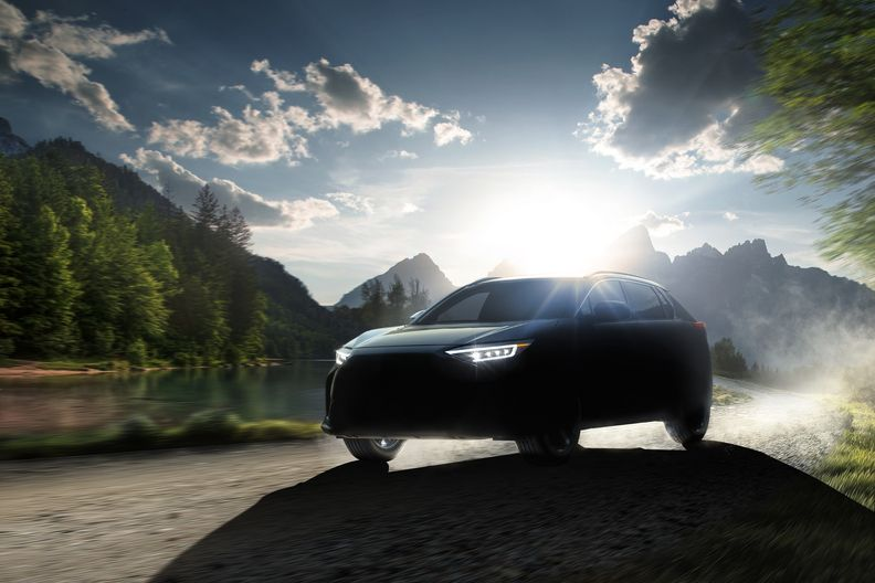 Subaru says Solterra EV crossover to go on sale by mid-2022