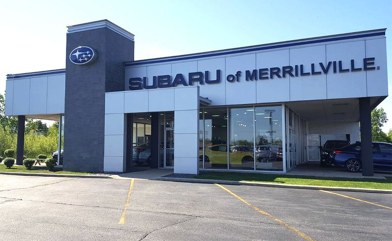 Subaru store