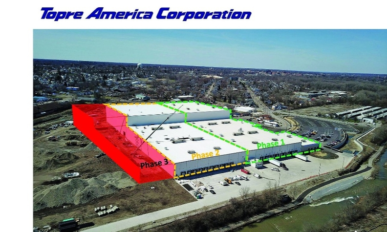 This latest expansion will be the third for Topre America's Springfield, Ohio, plant since 2016.