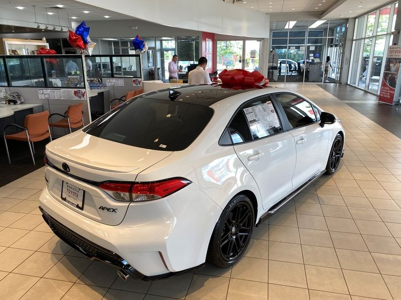 Toyota and Lexus dealers are struggling to keep up with robust consumer demand