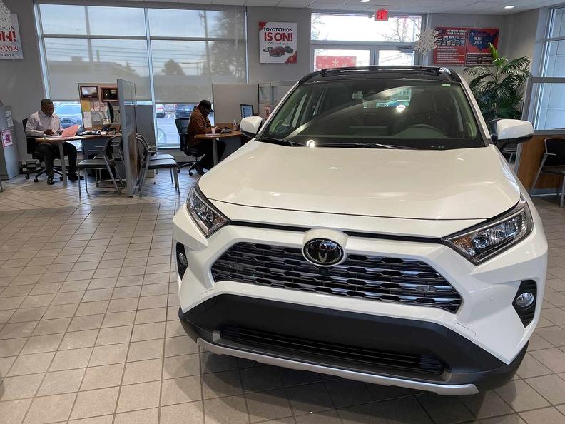 Toyota December