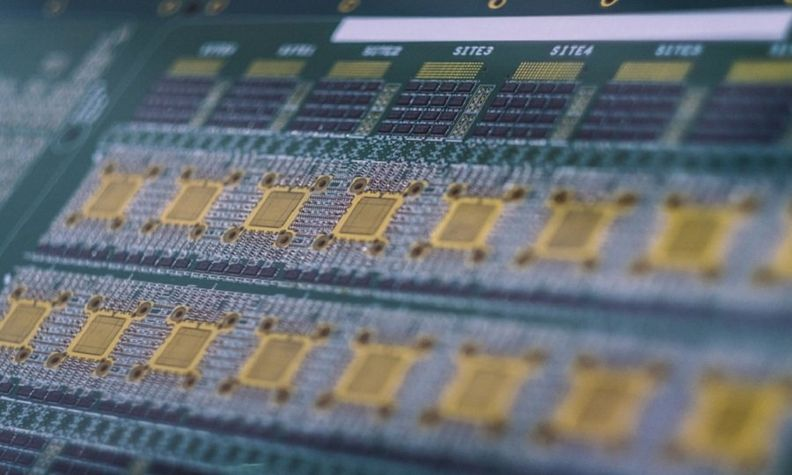 Taiwan Semicon microchips