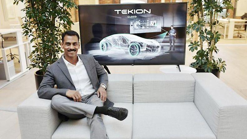 Tekion CEO Jay Vijayan