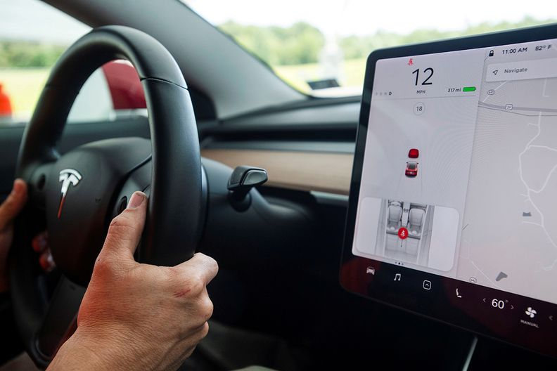 Tesla Reuters