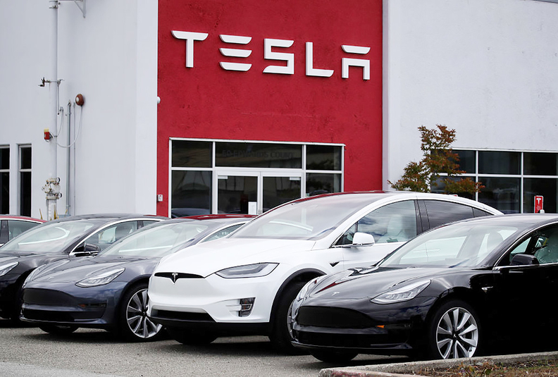 Record sales haven't been enough to generate consistent profits at Tesla.