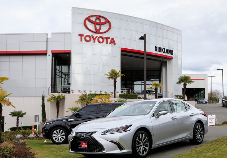 The closure Thursday of Toyota of Kirkland came nearly two days after the suburban Seattle dealership learned that a store employee tested positive for COVID-19.