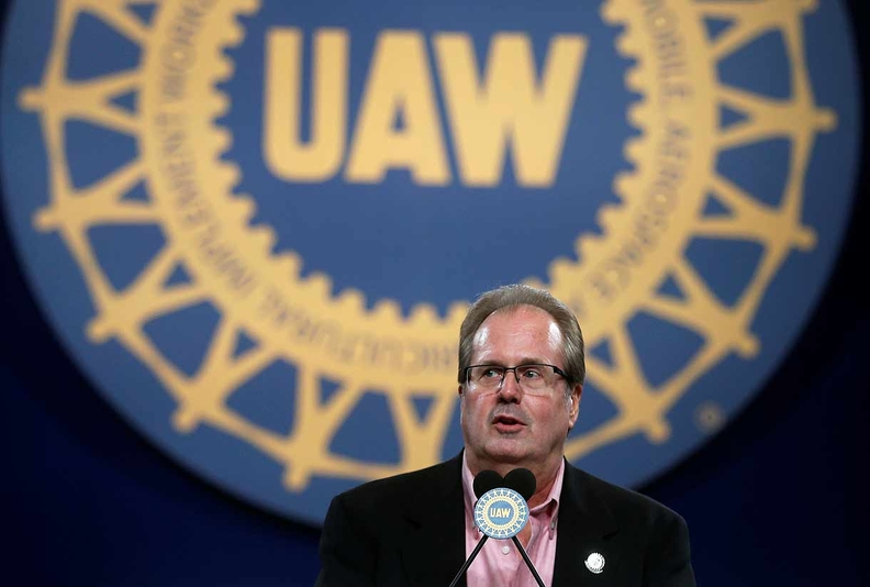 Gary Jones has been implicated in a widening corruption probe of the UAW that so far has resulted in 12 charges and 10 guilty pleas.