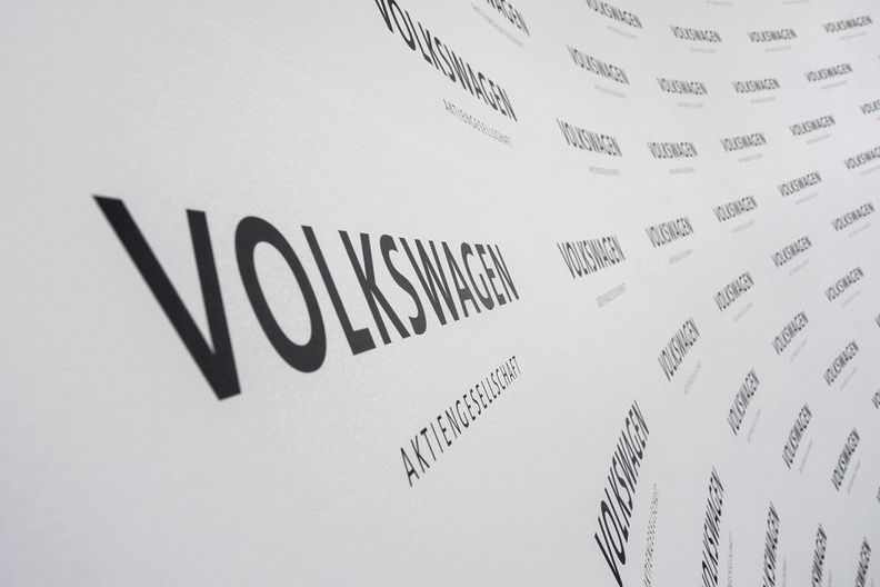 VW Group logo