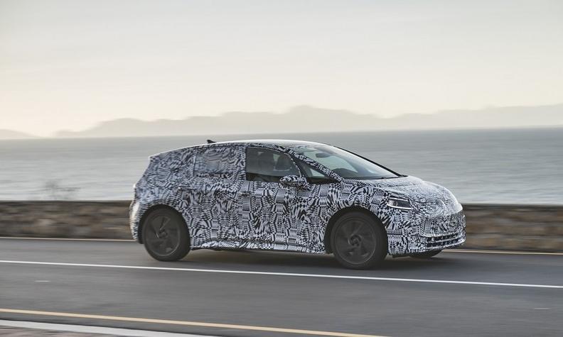 Vw Plans Tesla Style Deposits For I D Electric Car