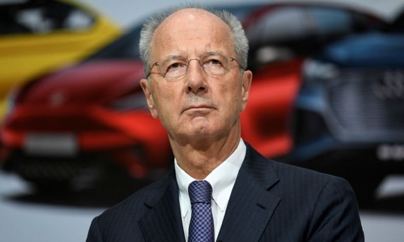 VW chairman to seek reelection at annual meeting