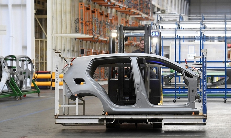 VW will stop production at all its European plants including its home factory in Wolfsburg, Germany.
