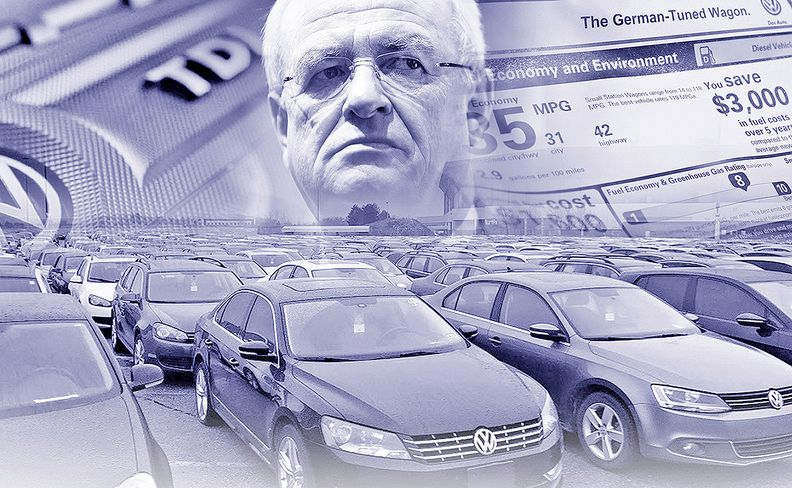VW Diesel Scandal 5 years later